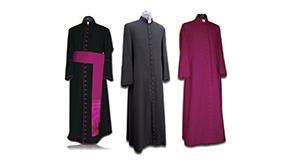 Stroje dla księży